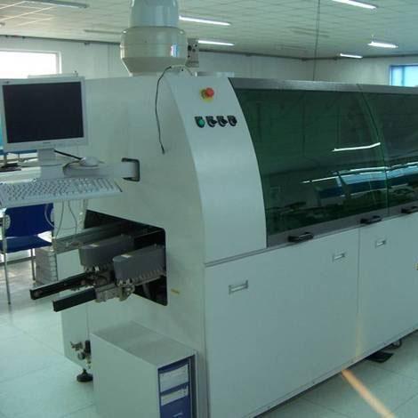 广州增城工厂设备回收案例
